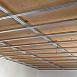 FiberTherm Fiber Wood ceiling