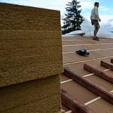 FiberTherm Fiber Wood roof density 160